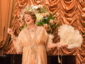 In her latest film, Streep plays Florence Foster Jenkins, an heiress and socialite who didn't let her less-than-great voice stop her from becoming an opera singer.