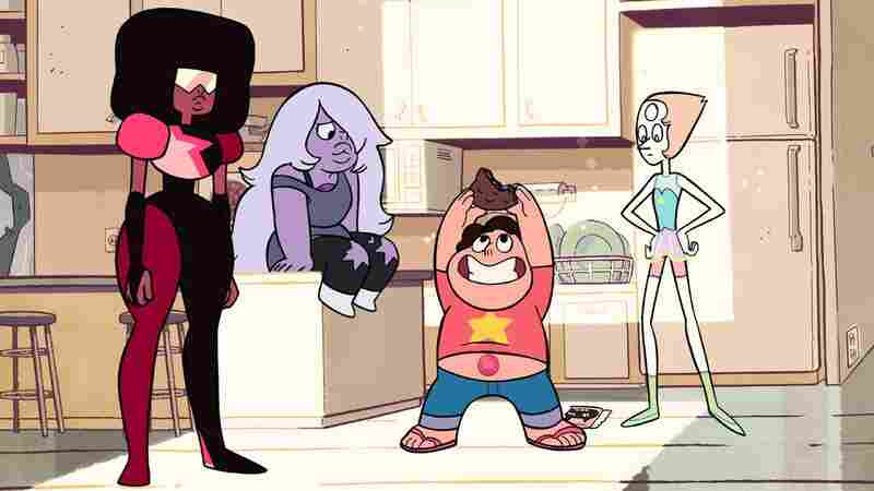 Pop Culture Happy Hour: 'Steven Universe' And The Games We Play