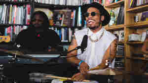 Anderson .Paak & The Free Nationals: Tiny Desk Concert
