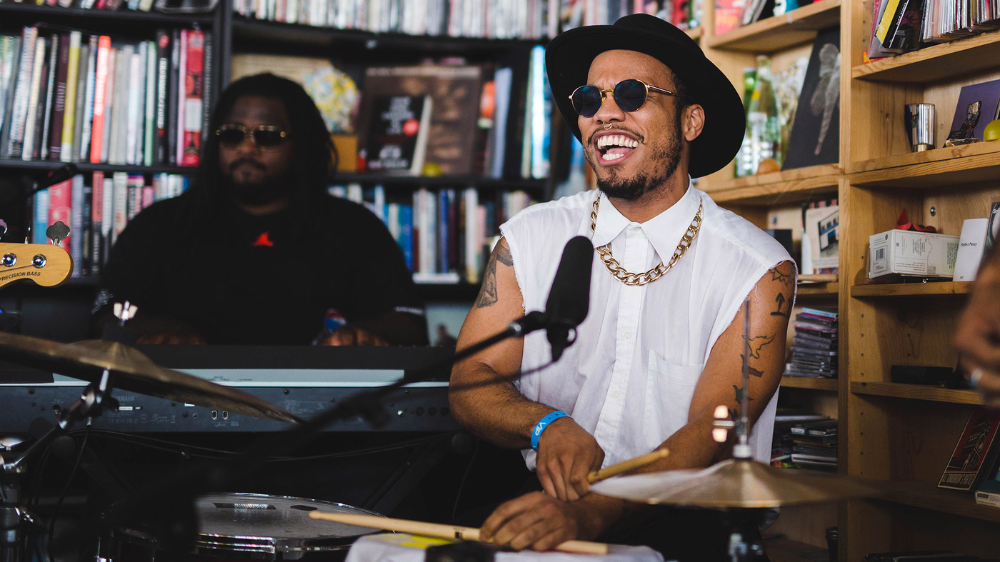 Paak The Free Nationals Tiny Desk Concert