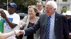 The Internet Can Turn Quickly — Even On Bernie Sanders