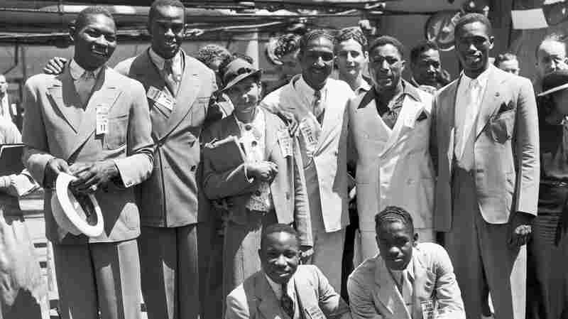 Black U.S. Olympians Won In Nazi Germany Only To Be Overlooked At Home