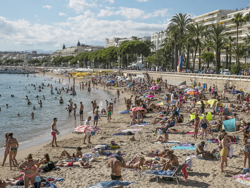 eed49b6a9e0 French Riviera City Of Cannes Bans 'Burkini' Swimsuit Designed For ...
