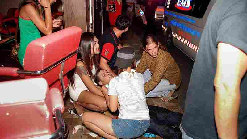 Series Of Deadly Bombings Hit Tourism-Heavy Areas In Thailand