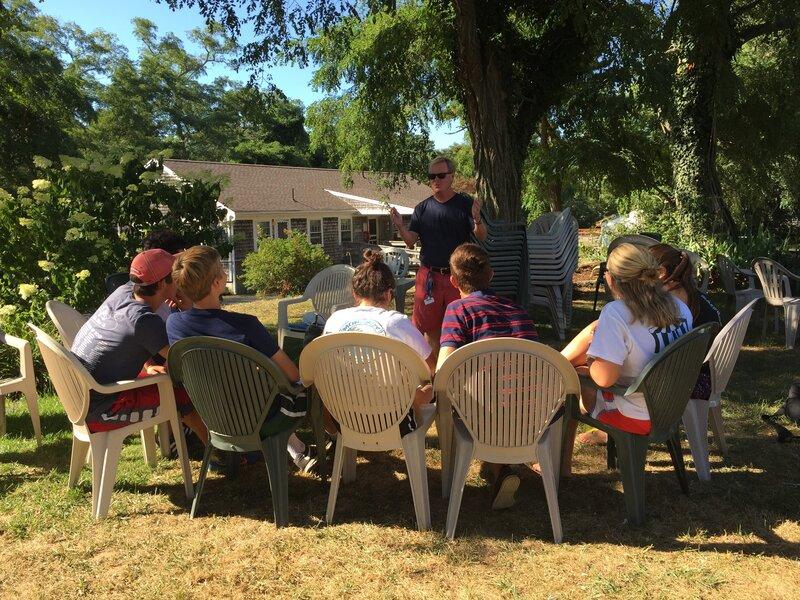 c37d20d6 Summer Camps Struggle To Enforce Bans On Screen Time : NPR