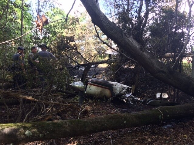 6 People Killed In Northern Virginia Plane Crash : The Two-Way : NPR