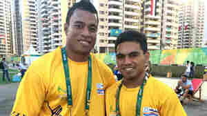 Nauru's Olympic Team Is An Army Of Two