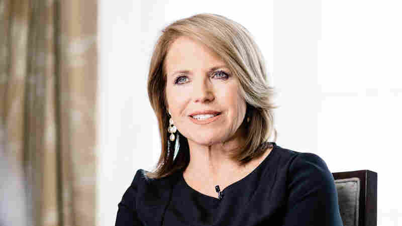 Katie Couric speaks during an interview in May 2016 in Los Angeles, Calif.