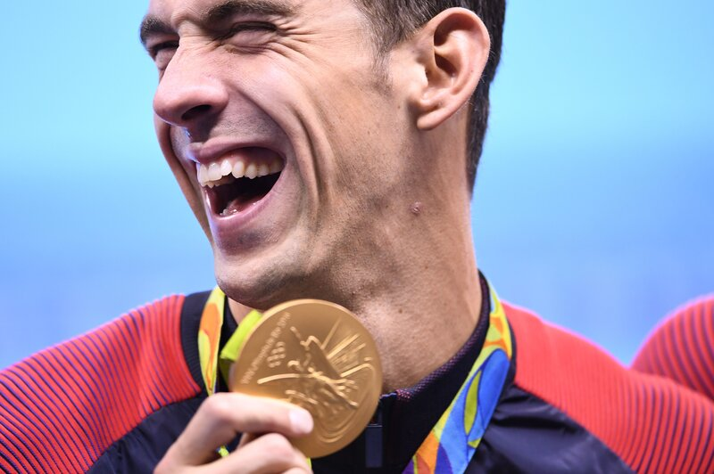 Rio Olympics 2016 Michael Phelps Ends Career As Most