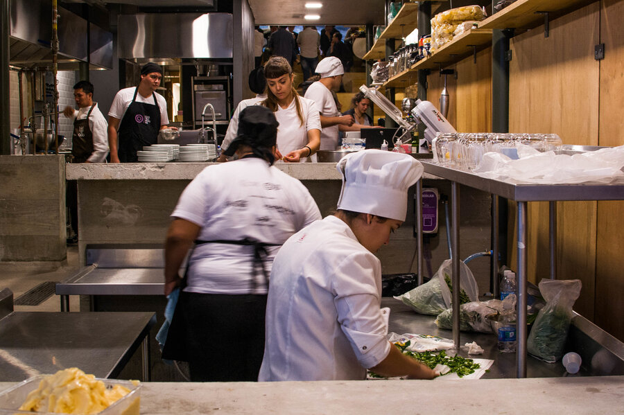 Master Chef Turns Leftovers Into Fine Dining For Brazil\'s Hungry ...