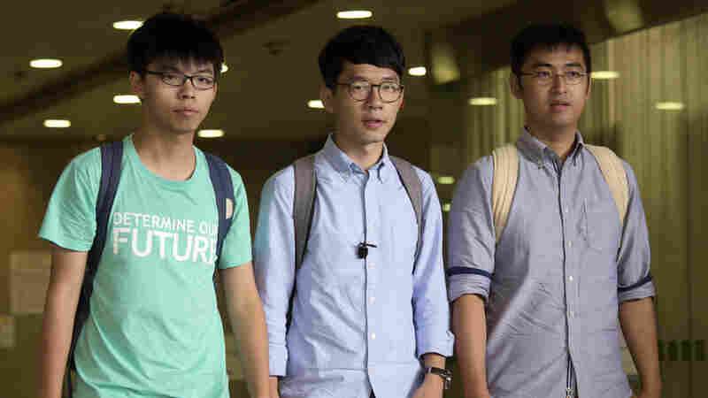 Pro-Democracy Activists Avoid Jail Time For 2014 Hong Kong Protests