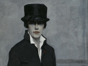 A wealthy American living in Paris, Romaine Brooks had the freedom to paint whatever and however she wanted. Don't let her sober, 1923 Self-Portrait fool you — Smithsonian curator Virginia Mecklenburg says in the 1910s and 1920s, Brooks and her circle of friends had plenty of fun in Paris.