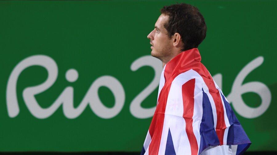 Andy Murray 2016 Olympics