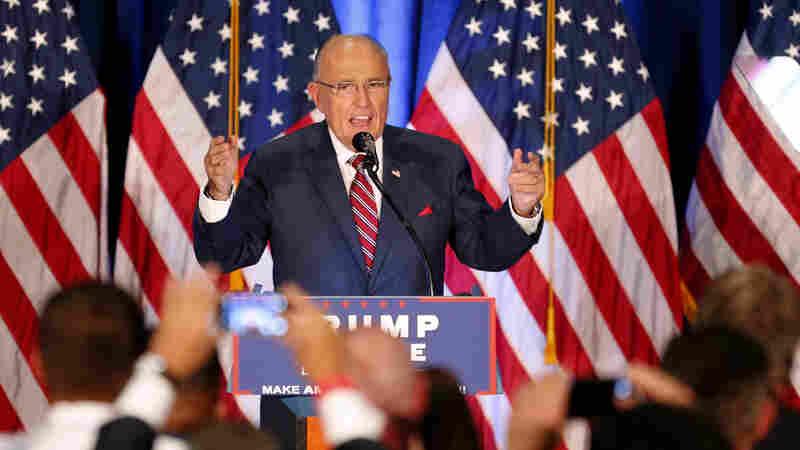 Giuliani Claims U.S. Had No Terrorist Attacks Pre-Obama