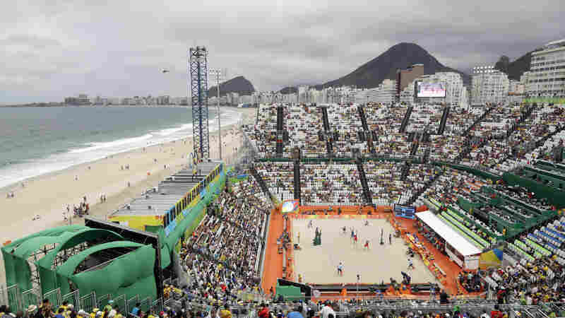 Reporter's Notebook: The View From Rio