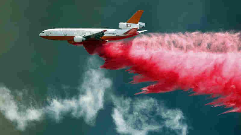 Explosive Bluecut Wildfire Challenges California Crews