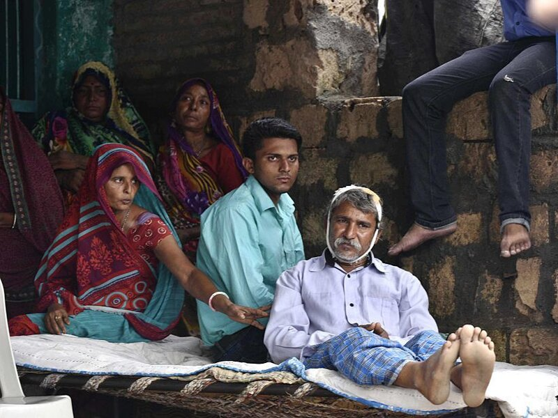 The Caste In India Formerly Known As 'Untouchables' Are