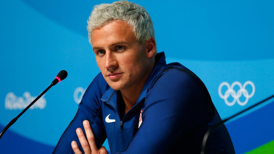 Ryan lochte has left brazil where police tried to seize his ryan lochte has left brazil where police tried to seize his passport voltagebd Choice Image