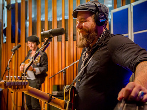 Nathaniel Rateliff & The Night Sweats perform live for KCRW's Morning Becomes Eclectic.
