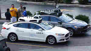 Uber To Roll Out Self-Driving Cars In Pittsburgh