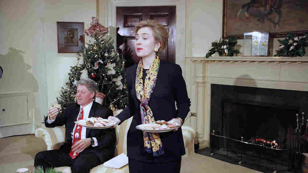 Cooked Up After A Hillary Clinton Gaffe, The First Spouse Cookie Battle Is Back
