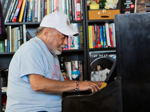 Tiny Desk Concert with Eddie Palmieri.