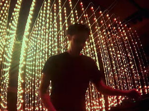 Producer and DJ Four Tet at the Sydney Opera House, filmed live in January 2016.