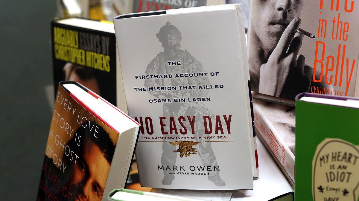 Bin Ladin Raid book