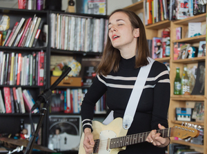 Tiny Desk Concert with Margaret Glaspy.