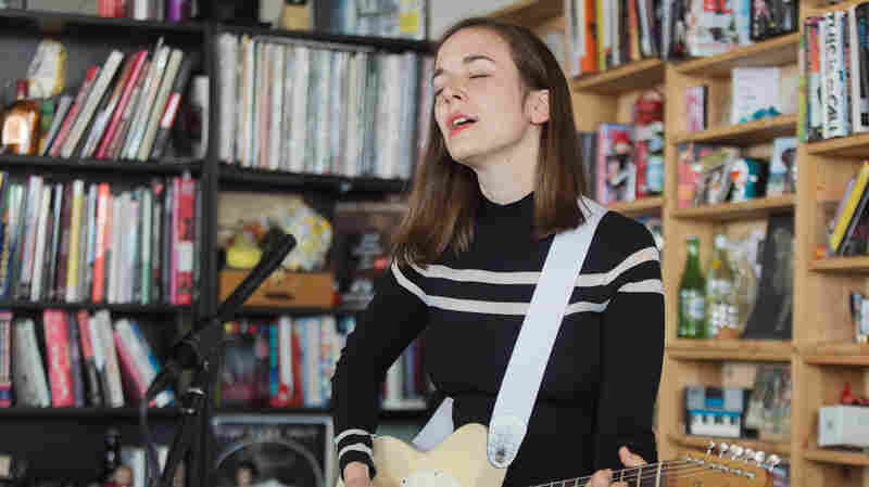 Margaret Glaspy: Tiny Desk Concert