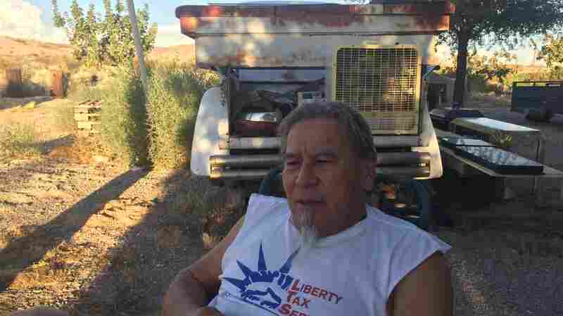 In Nevada, Tribes Push To Protect Land At The Heart Of Bundy Ranch Standoff