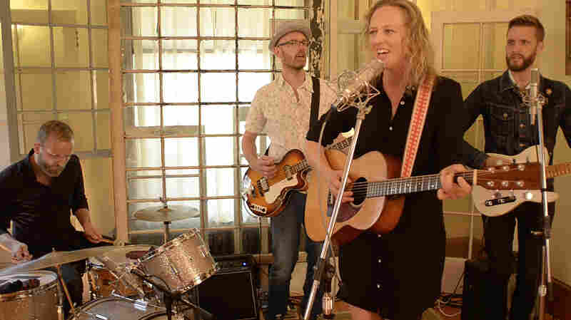 Ana Egge & The Sentimentals, 'Away We Go' (Live)