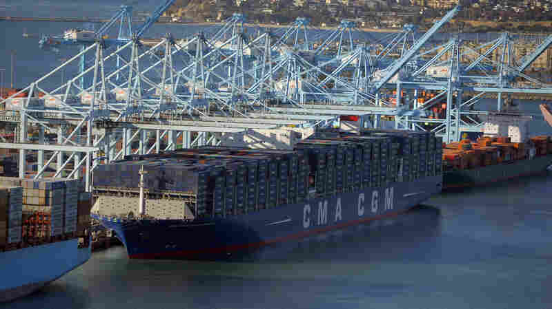 Amid Industry Downturn, Global Shipping Sees Record-Low Growth