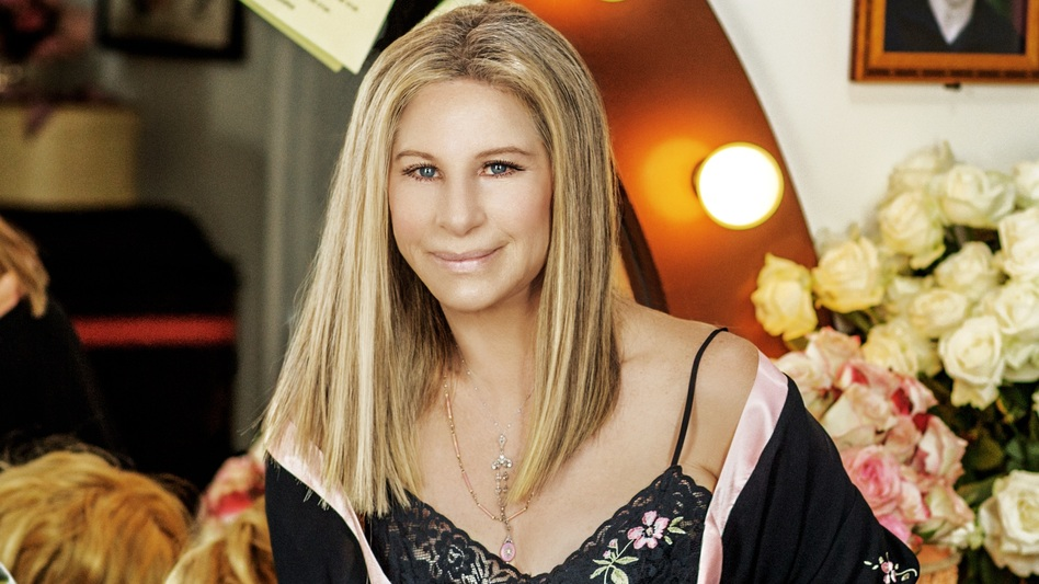 Barbra Streisand. (Courtesy of the artist)