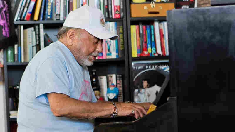 Eddie Palmieri: Tiny Desk Concert