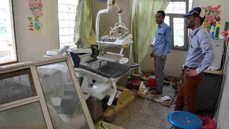 Doctors Without Borders Evacuates Teams From Hospitals In North Yemen