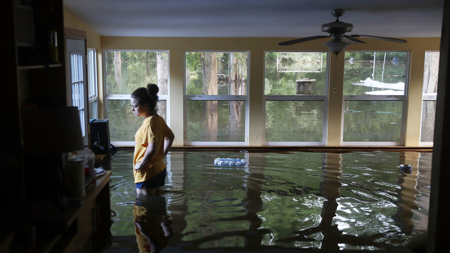 Catastrophic Floods In Louisiana Have Caused Massive Housing Crisis