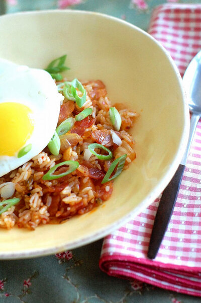 Sinto Gourmet Kimchi Fried Rice