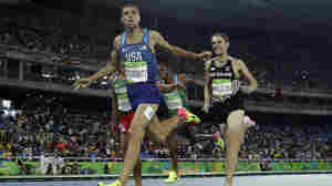 Matt Centrowitz Takes 1,500; First U.S. Winner Since 1908