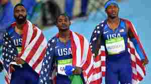 'It's Weird': Tyson Gay On Latest Drama Over U.S. Men's Relay Race