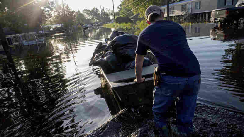Louisiana Takes Stock Of The Damage After Devastating Flooding