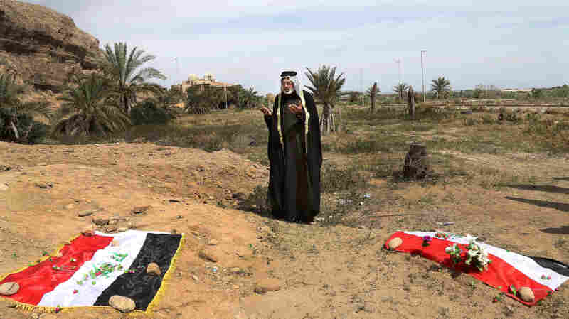 Iraq Executes 36 Accused Of Slaying More Than A Thousand Iraqi Soldiers