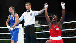 Claressa Shields Wins Second Straight Gold Medal In Boxing Final