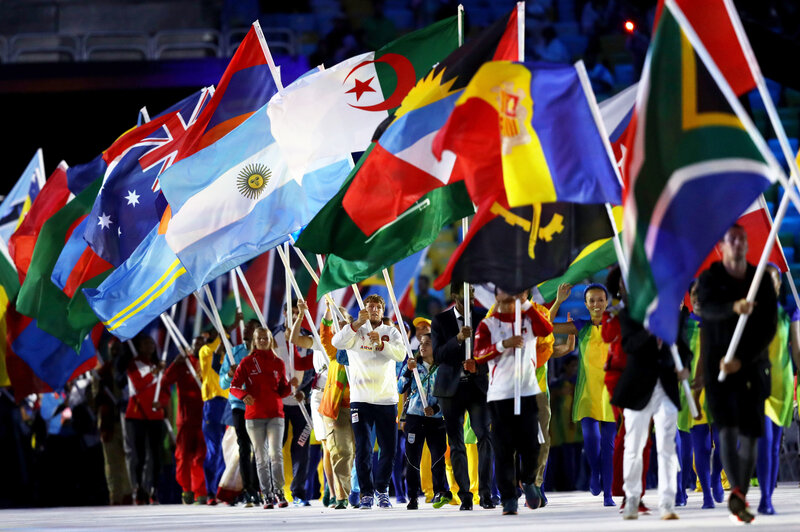 5aa52be66f7 Closing Ceremony For The 2016 Summer Olympics  Rio Dances   The ...