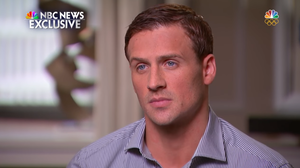 Ryan Lochte To NBC's Matt Lauer On Rio Incident: 'I Was Immature'