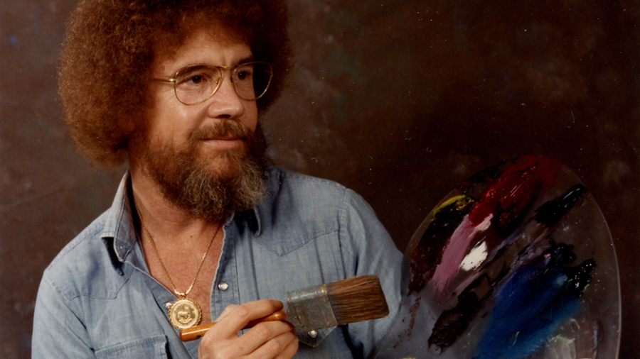 The Real Bob Ross