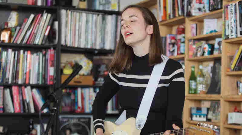 Margaret Glaspy: Tiny Desk Concert