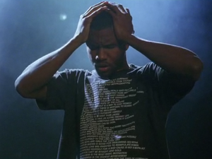 Frank Ocean's raw, bleeding, diaristic storytelling guides Blonde.