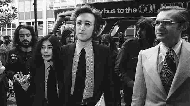 John Lennon's Deportation Fight Paved Way To Obama's Deferred Action Policy