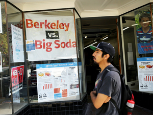 Berkeley, Calif., passed the nation's first soda tax in 2014. According to a new study, the tax has succeeded in cutting consumption of sugar-sweetened beverages. But there's uncertainty about whether the effect will be permanent.